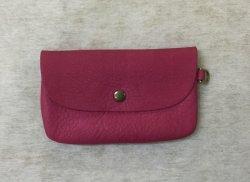 画像1: 小さいお財布(ピンク)